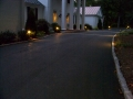 entrance/driveway lighting